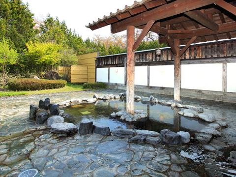 道の駅 ふれあいパーク喜多の郷「蔵の湯」